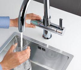 gasatore per acqua del rubinetto